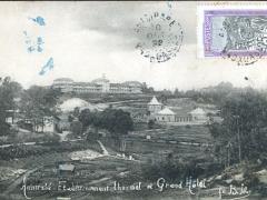 Antsirabe Etablissement thermal et Grand Hotel
