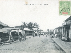 Diego Suarez Rue Colbert