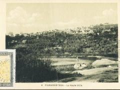 Fianarantsoa La Haute Ville