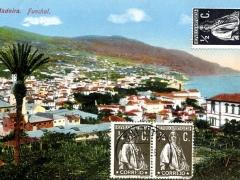 Funchal Gesamtansicht