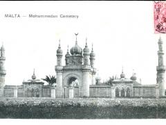 Malta Mohammedan Cemetery