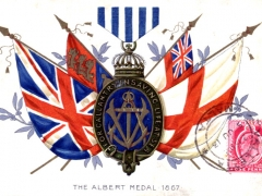 The Albert Medal 1867