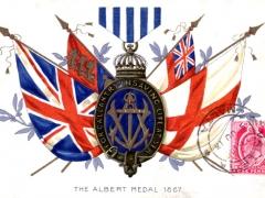 The Albert Medal 1867