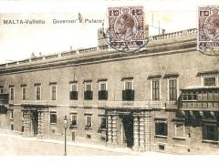 Valetta Governor's Palace