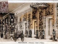 Valletta Armoury Duke's Palace