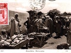 Bouchers Marocains