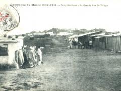 Camp-Boulhaut-La-Grande-Rue-du-Village