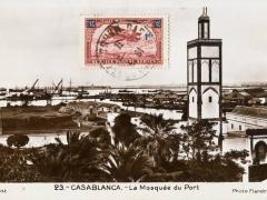 Casablanca La Mosquee du Port