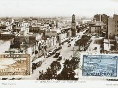 Casablanca La Place de France