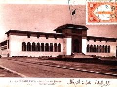 Casablanca Le Palais de Justice