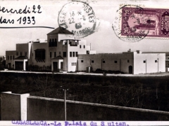 Casablanca Le Palais du Sultan
