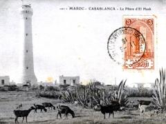 Casablanca Le Phare d'El Hank