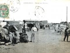 Casablanca Marche aux Bestiaux