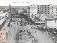 Casablanca Place de France
