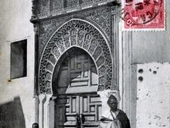 Casablanca Porte d'une Mosquee