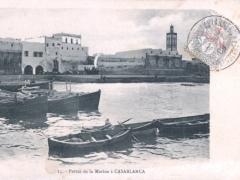 Casablanca Portes de la Marine