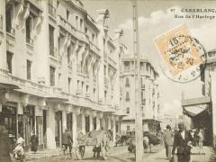 Casablanca Rue de l'Horloge