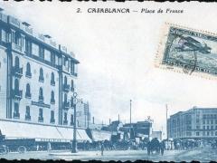 Casablance Place de France