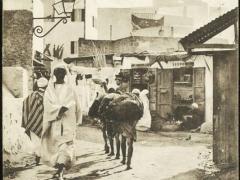 Casablance Rue Arabe