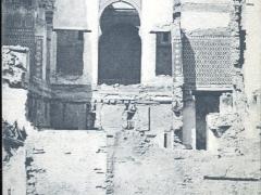 Fez Vestiges du Bombardement da Mellah