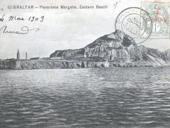 Gibraltar Panorama Margate Eastern Beach