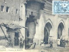 Marrakech Fontaine du Mouaccin