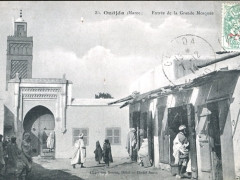 Oudjda Entree de la Grande Mosquee
