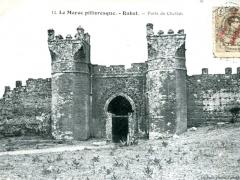 Rabat-Porte-de-Chellah