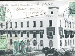 Tanger Immeuble de l'Emprunt Marocain