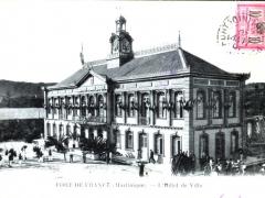 Fort de France L'Hotel de Ville