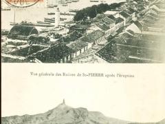 St Pierre vue generale