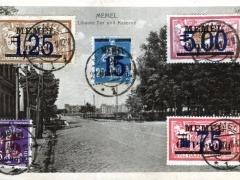 Memel Libauer Tor und Kaserne