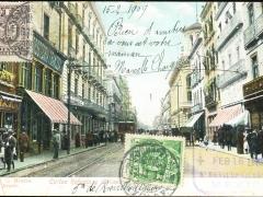 Calles Refugio y Colise