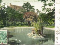 Chapultepec Eslanque de los Patos
