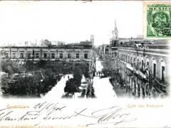 Guadalajara Calle San Francisco