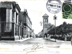 Guadalajara Calle de la Reforma