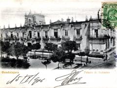 Guadalajara Palacio de Gobierno