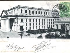 Guadalajara Teatro Degollado