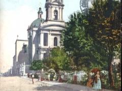 Guadalajara Templo de San Jose