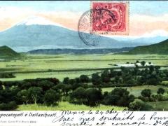 Popocatepetl e Itztlazihuatl