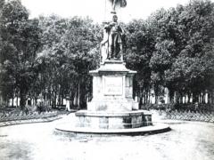 Puebla Monumento a Nicolas Bravo