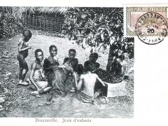 Brazzaville Jeux d'enfants