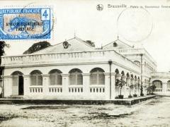 Brazzaville Palais du Gouverneur General