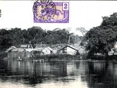 Brazzaville Village sur le D'Joue