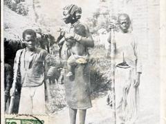 Haut Oubangui Femme et Boys Banziri