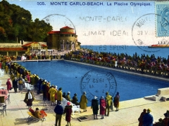 Beach La Piscine Olympique