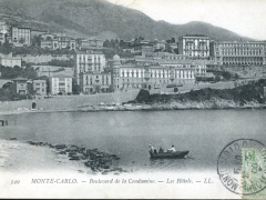 Boulevard de la Condamine