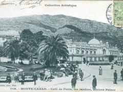Cafe de Paris les Jardins Riviera Palace