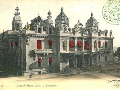 Casino de Monte Carlo La facade