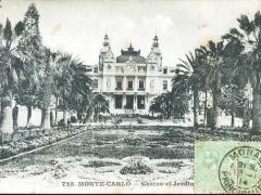 Casino et Jardin